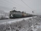 121.004 a 140.076 SŽDS s vlakom do Lhotky nad Bečvou