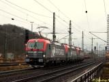 193 505 (370 017-3) mit 193 506 (370 018-1) und 193 504  (370 016-5) im Schlepp durch Eisenach am 10.02.2016 (1)