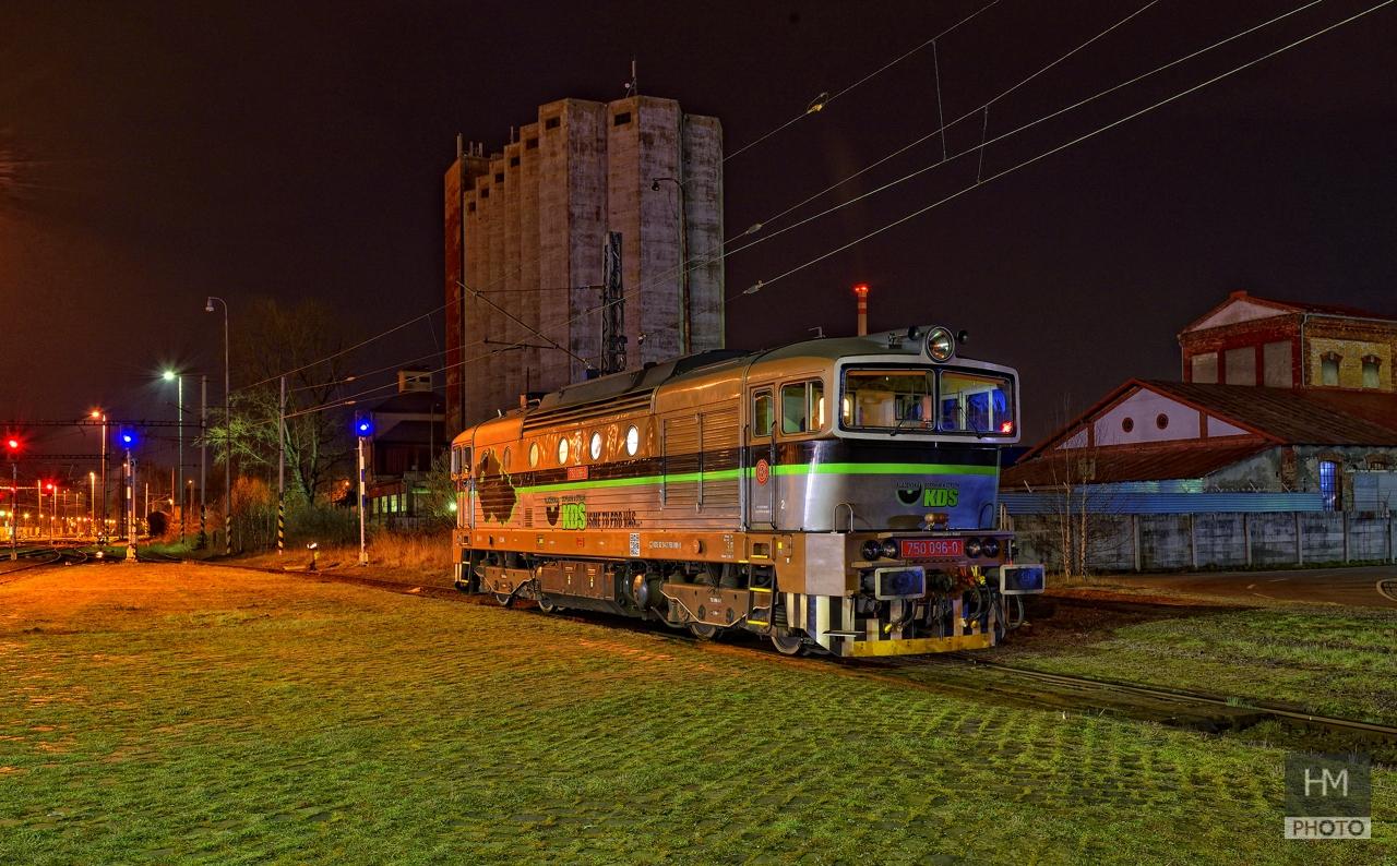 Každý večer 750.096 čaká na príchod RJ 1011 z Prahy hl.n. do Martina.