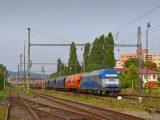 Herkules Adria s vlakom LTE do Rajky