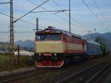 zvláštny vlak SVV do Rakúska