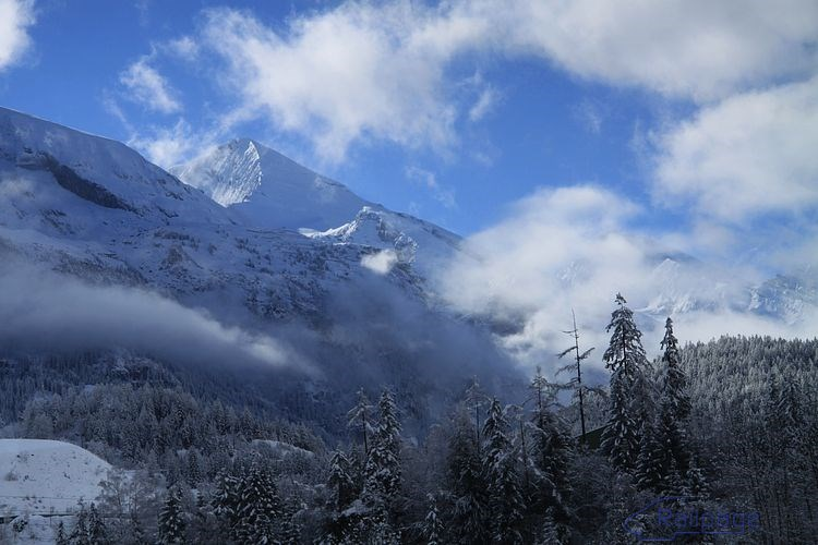 Alpský velikán ...