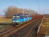 Český Vectron sa vracia z Rumunska