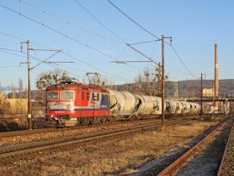 Lokorail s vlakom do Hanisky