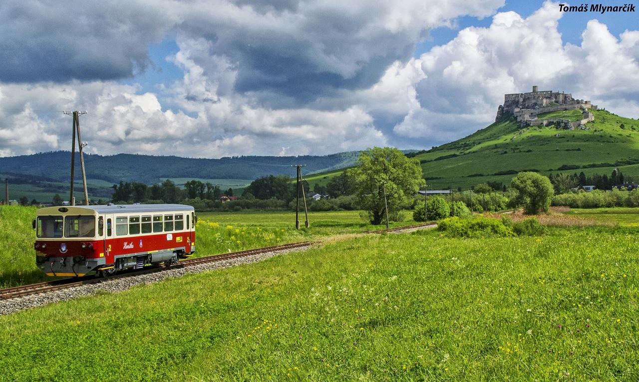 12.27:5.2017 sa 810.489 vydala na prvú jazdu do stanice Spišské Podhradie