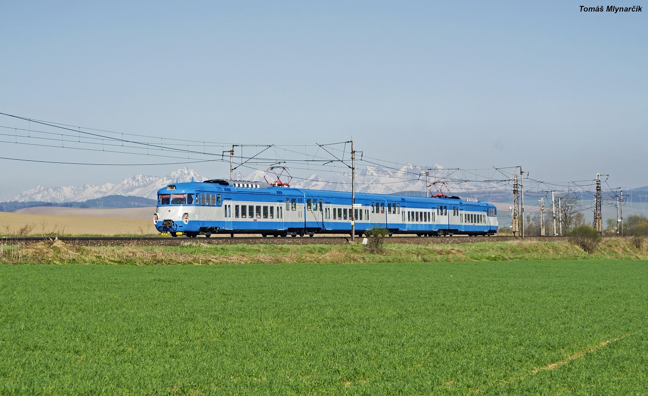 Tatranský expres EM475.1045-1046