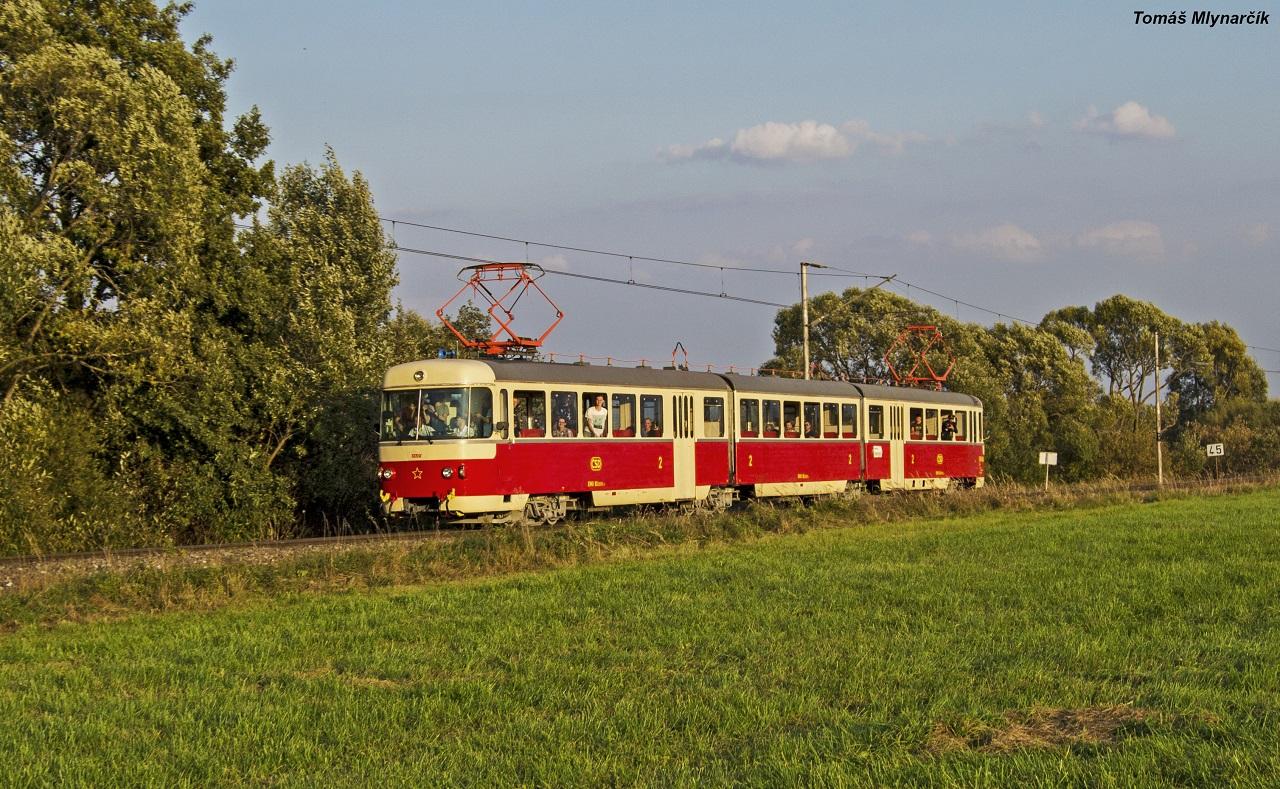 EMU 89.ooo9 v septembrový večer smeruje na Štrbské Pleso