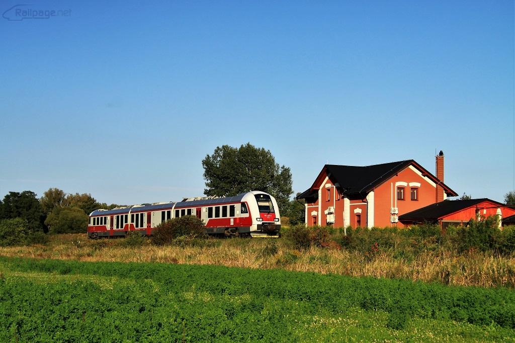861 022, Kapušany pri Prešove - stará stanica, 27.9.2016
