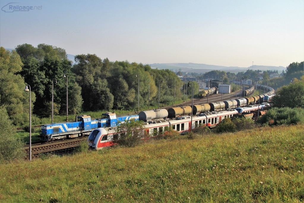 736 002+011, Kapušany pri Prešove, 28.9.2016