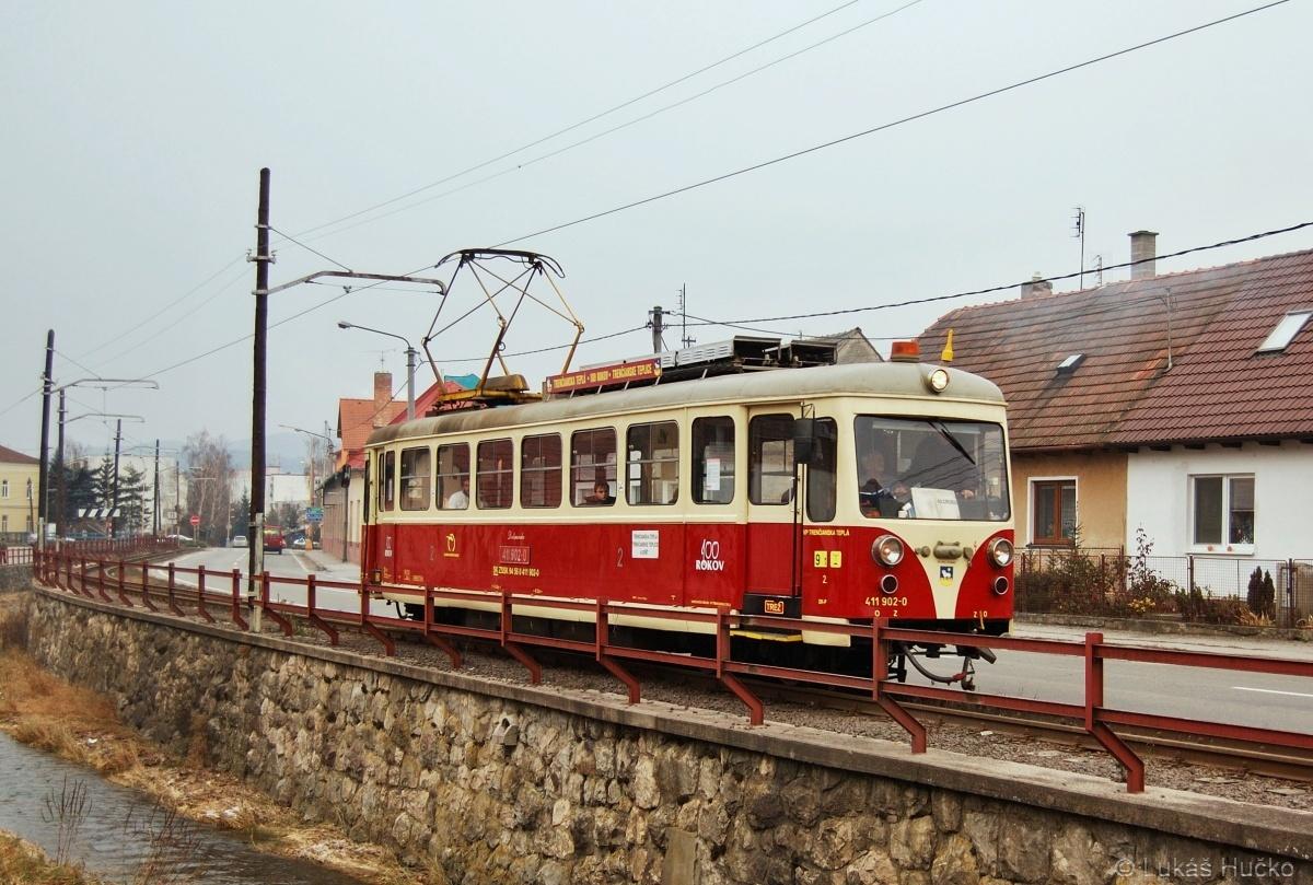 411.902 Trenčianská Teplá - 16.12.2009 Os 3412