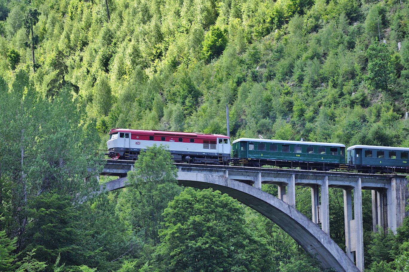 18. Návrat do vrútok po Uľanskom viadukte