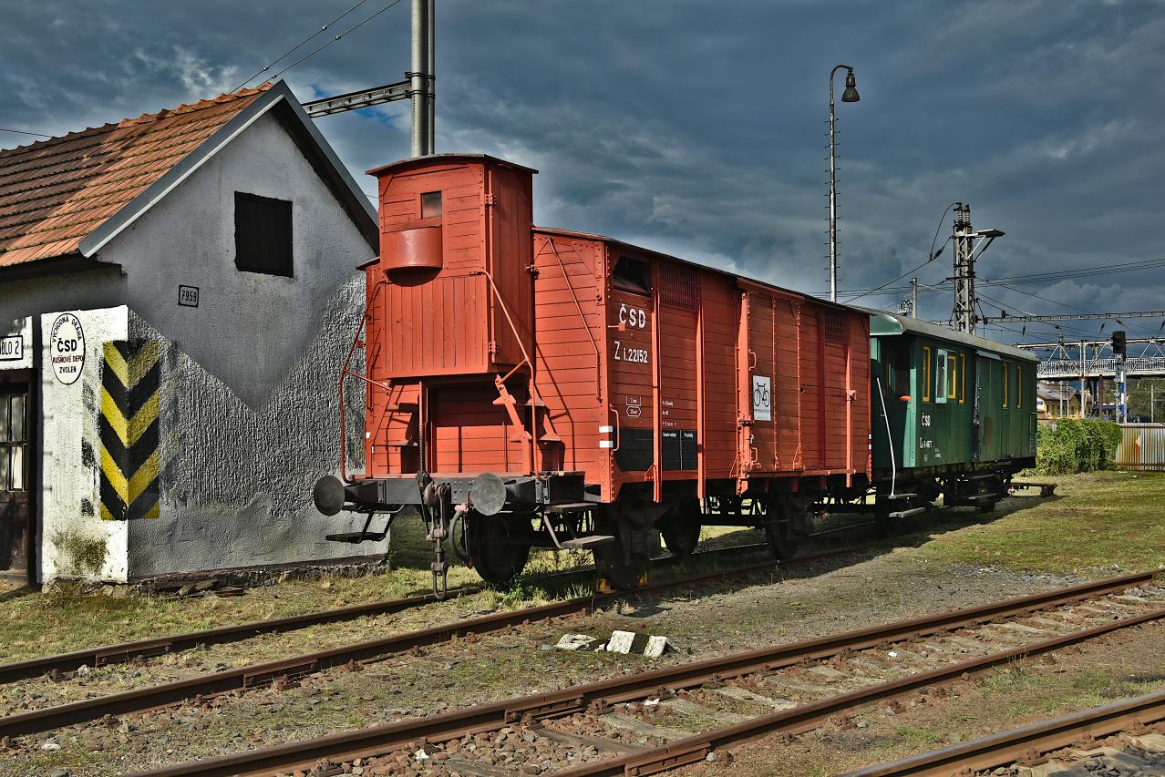 Vagóny Z a Dd6