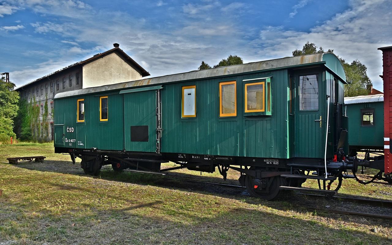 Služobný vagón