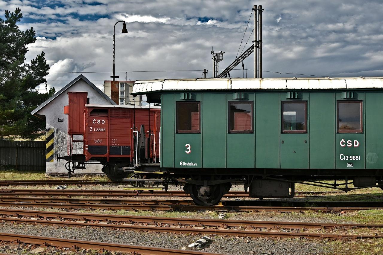 Vagóny Ci3 a Z1